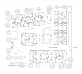 Project Image of 585 - 720 Sq.ft 1 BHK Apartment for buy in Sun Simpolo