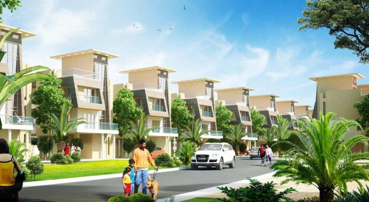Project Image of 1506.0 - 1731.0 Sq.ft 3 BHK Villa for buy in Mohan Waters Edge II