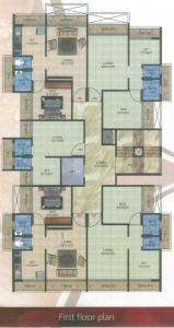 Project Image of 154.0 - 297.0 Sq.ft 1 RK Apartment for buy in Abhishek Shiv Shankar Ashirwad
