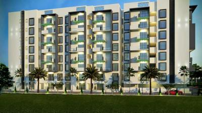 Gallery Cover Image of 1050 Sq.ft 2 BHK Apartment for rent in Cynosure Whitespaces, Thirumalashettyhally for 18500