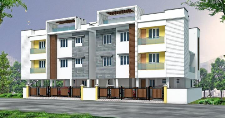 Project Image of 527 - 1045 Sq.ft 1 BHK Apartment for buy in KJ Castle Homes
