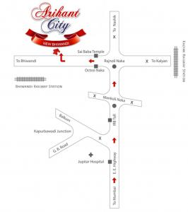 Arihant City Phase I D3 Building