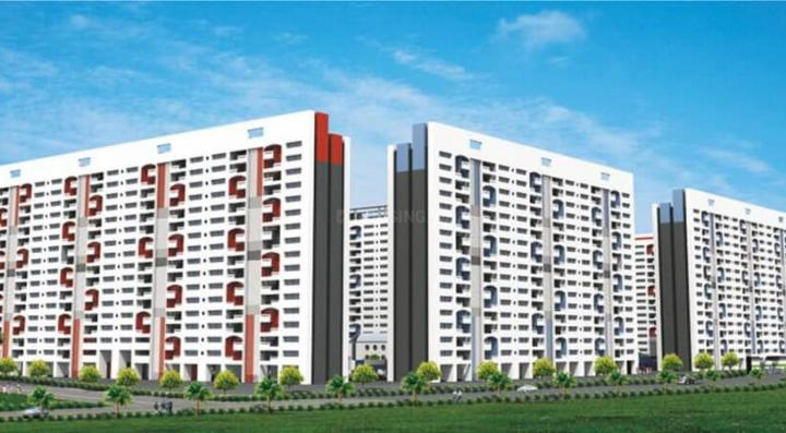 Project Image of 436.91 - 525.49 Sq.ft 2 BHK Apartment for buy in Kumar Pebble Park D1