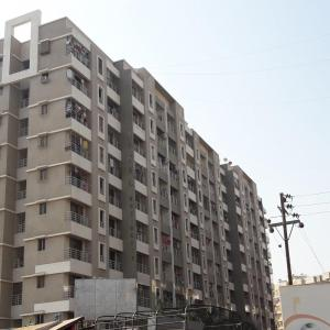 Gallery Cover Image of 575 Sq.ft 1 BHK Apartment for rent in Vimal Residency, Nalasopara West for 7000