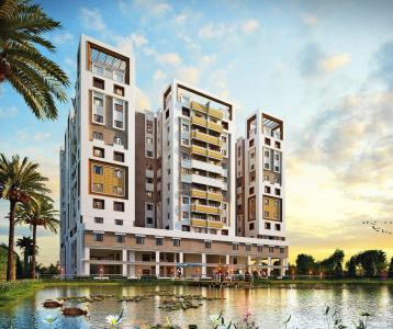 Project Image of 969.0 - 1378.0 Sq.ft 2 BHK Apartment for buy in Primarc Gangetica