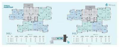 Gallery Cover Image of 852 Sq.ft 3 BHK Apartment for buy in RISHI VENTOSO, Madhyamgram for 4100000