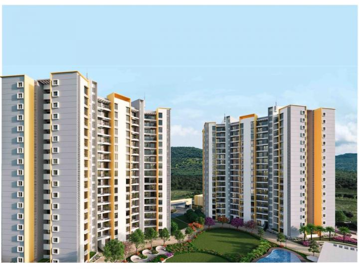 Project Image of 537.0 - 792.22 Sq.ft 2 BHK Apartment for buy in Shapoorji Codename Tornado