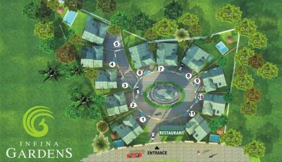 Gallery Cover Image of 5000 Sq.ft 4 BHK Villa for rent in Ashapura Infina Gardens, Arsiwalla Villa for 125000