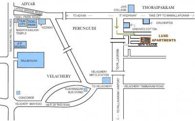 स्टोन लुकसे अपार्टमेंट्स में खरीदने के लिए 562.0 - 1304.0 Sq.ft 2 BHK अपार्टमेंट प्रोजेक्ट  की तस्वीर