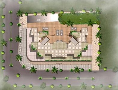 Gallery Cover Image of 960 Sq.ft 2 BHK Apartment for rent in Prem Amber Kamothe, Kamothe for 14500