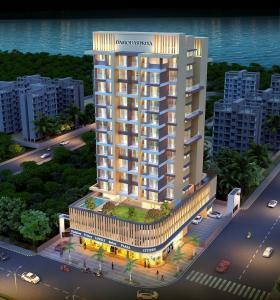 Project Image of 0 - 595.0 Sq.ft 2 BHK Apartment for buy in Damodarpriya