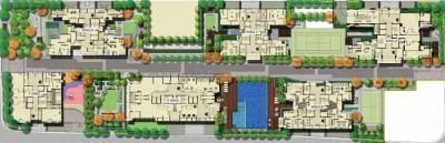 Project Image of 550.0 - 1096.0 Sq.ft 1 BHK Apartment for buy in Rustomjee Seasons Wing D