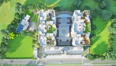 Project Image of 367 - 1030 Sq.ft 1 BHK Apartment for buy in Sanskruti Jardin