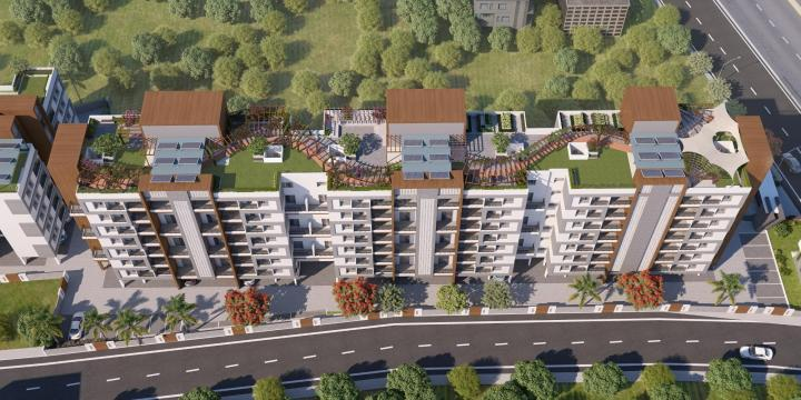 Project Image of 719.0 - 985.0 Sq.ft 2 BHK Apartment for buy in 27th Avenue