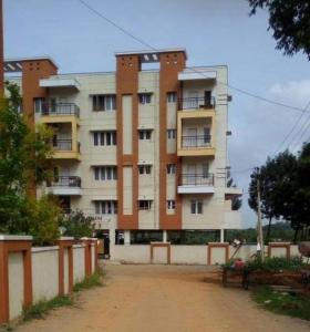 Gallery Cover Image of 1880 Sq.ft 3 BHK Apartment for rent in Serenity, Mahadevapura for 26000