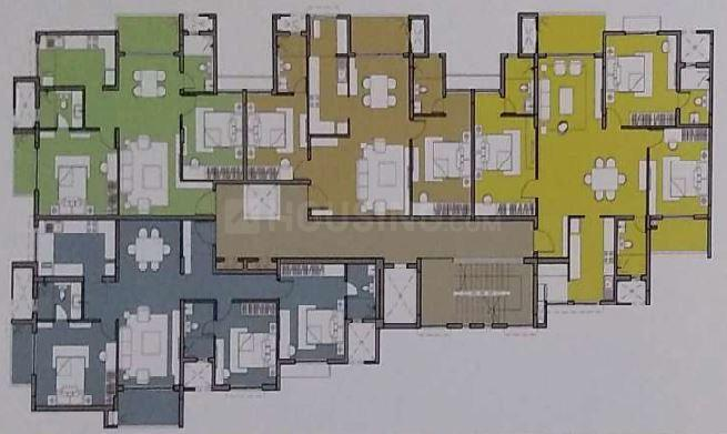 Project Image of 806.0 - 1161.0 Sq.ft 2 BHK Apartment for buy in Jacob Koshy Serene Gardens
