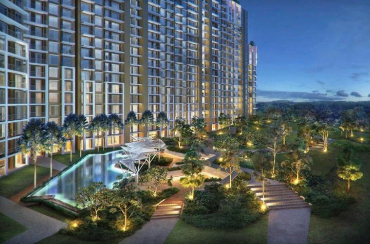 Project Image of 1240.0 - 7410.0 Sq.ft 2 BHK Apartment for buy in One Indiabulls
