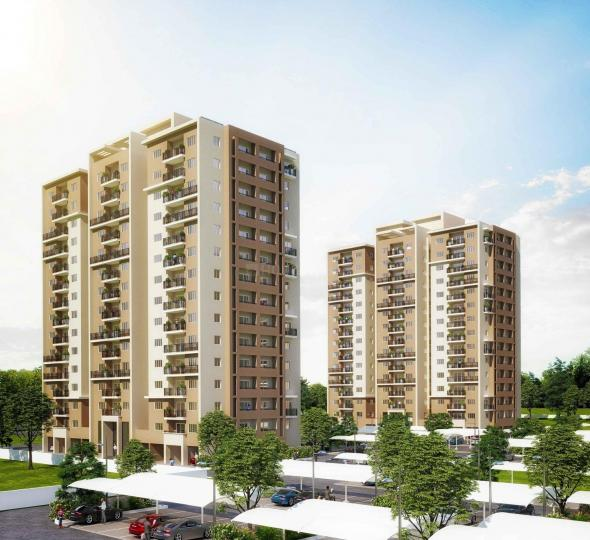Project Image of 706.0 - 1046.0 Sq.ft 2 BHK Apartment for buy in PBEL City