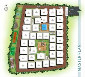 Project Image of 967.0 - 1109.0 Sq.ft 2 BHK Apartment for buy in Shri Balaji Ocean
