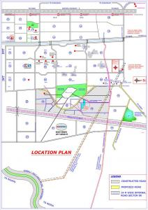 Project Image of 1084.79 - 1445.92 Sq.ft Residential Plot Plot for buy in Soha Neal City
