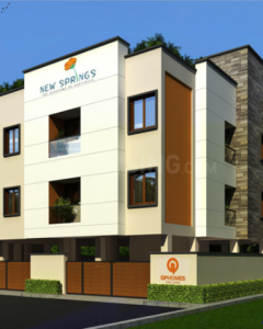 Project Image of 780 - 829 Sq.ft 2 BHK Apartment for buy in GP New Springs