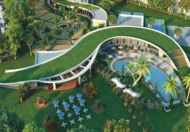 Project Image of 825.06 - 917.7 Sq.ft 3 BHK Apartment for buy in Sare Green Parc 3