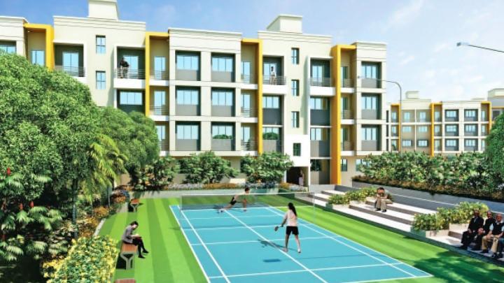 Project Image of 190.0 - 391.0 Sq.ft Studio Studio Apartment for buy in Poddar Navjeevan