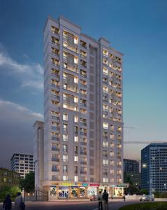 Project Image of 383.0 - 652.0 Sq.ft 1 RK Apartment for buy in Sonali Raut Building