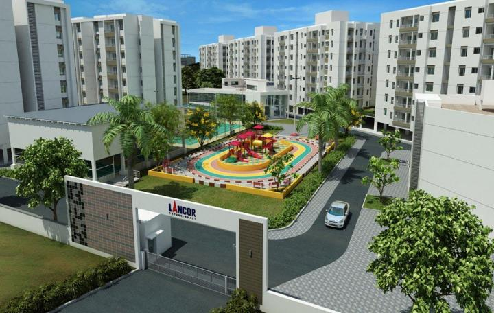 Project Image of 822.0 - 1320.0 Sq.ft 2 BHK Apartment for buy in Lancor Lumina 2020