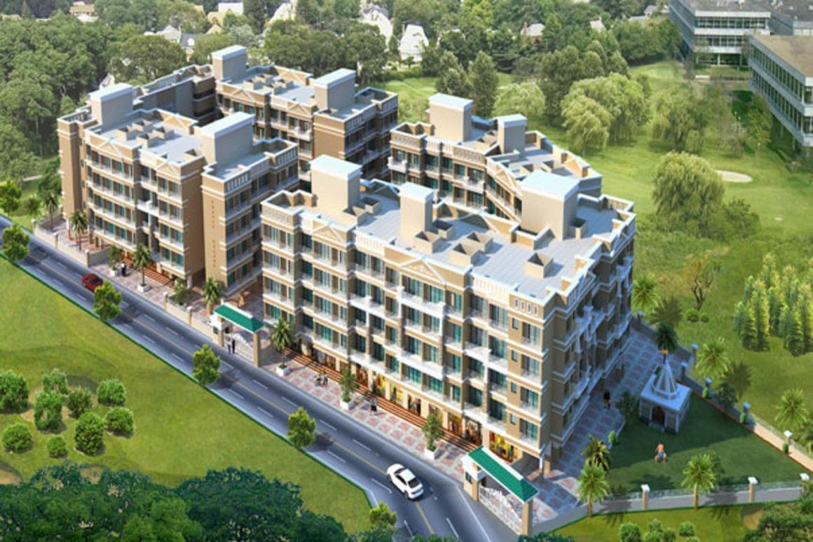 Project Image of 187.18 - 342.94 Sq.ft 1 RK Apartment for buy in Anant Greens Phase I