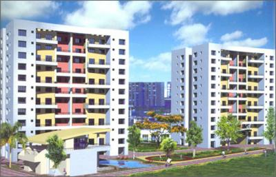Project Image of 503 - 1435 Sq.ft 1 BHK Apartment for buy in Pride Purple Panchvati