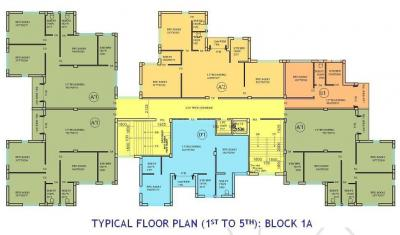 Gallery Cover Image of 250 Sq.ft 1 BHK Apartment for rent in Heritage Belghoria Housing, Birati for 3500