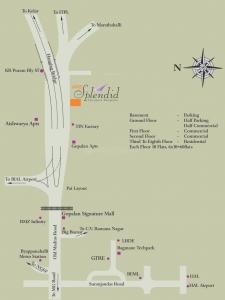 Project Image of 1215.0 - 1740.0 Sq.ft 2 BHK Apartment for buy in VARS Splendid