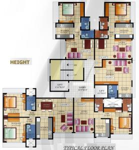 Project Image of 289.0 - 894.0 Sq.ft Studio Studio Apartment for buy in Royal Fantasy Phase II