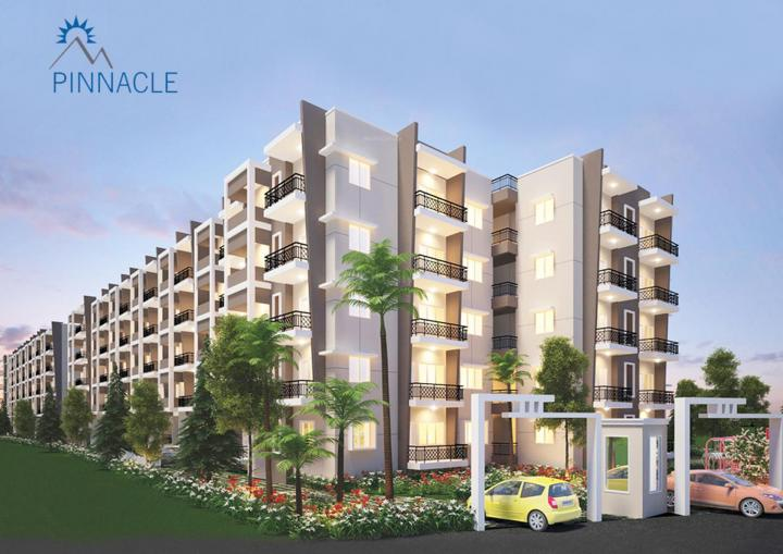 Project Image of 935 - 1491 Sq.ft 2 BHK Apartment for buy in Landstar Pinnacle