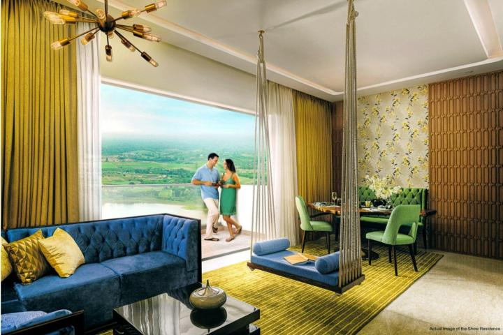 Project Image of 1048.4 - 1060.25 Sq.ft 3 BHK Apartment for buy in Lodha Palava Trinity A To C
