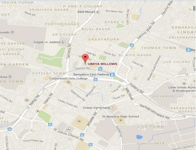 ऊमीय विलौस में खरीदने के लिए 1295 - 2150 Sq.ft 2 BHK अपार्टमेंट प्रोजेक्ट  की तस्वीर