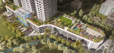 रॉयल पल्म्स में खरीदने के लिए 0 - 742.0 Sq.ft 2 BHK अपार्टमेंट प्रोजेक्ट  की तस्वीर
