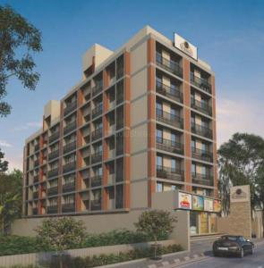 Project Image of 629.58 - 636.25 Sq.ft 2 BHK Apartment for buy in Gajanan Dev Residency 5
