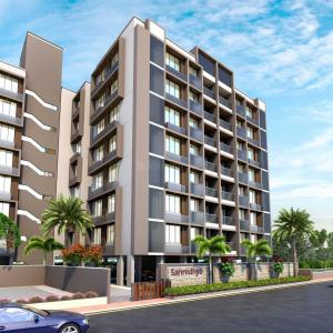 Project Image of 1042.81 - 1190.38 Sq.ft 3 BHK Apartment for buy in Saheli Sannidhya