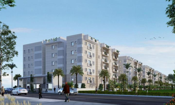 Project Image of 797.0 - 2035.0 Sq.ft 2 BHK Apartment for buy in Shweta Shubham
