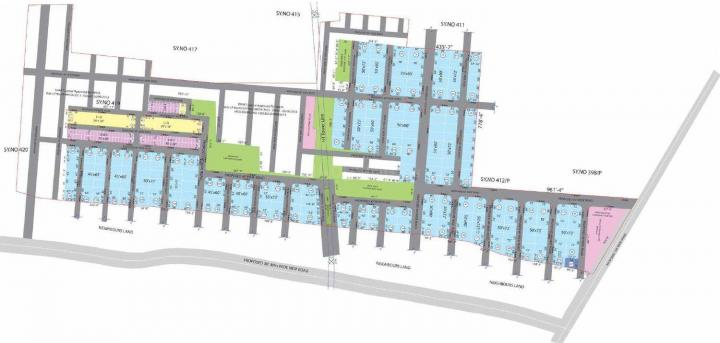 Project Image of 2403.0 - 4753.0 Sq.ft Residential Plot Plot for buy in Aparna Western Meadows