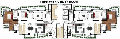 Project Image of 1812.0 - 4611.0 Sq.ft 3 BHK Apartment for buy in Godrej Frontier