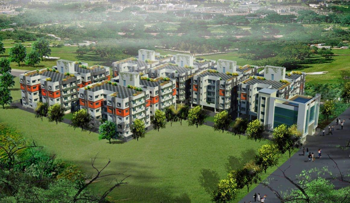 Project Image of 964.0 - 1333.0 Sq.ft 2 BHK Apartment for buy in Prabhu Orchard