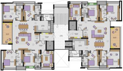 Project Image of 0 - 1991 Sq.ft 4 BHK Apartment for buy in Madhuvan 16