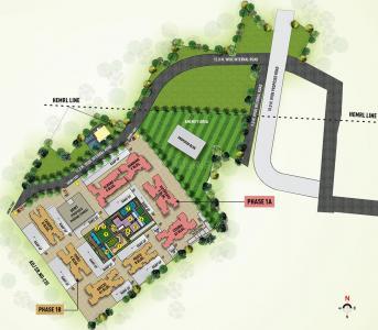 पुराणिक्स अबितनते फ़िओरे फेज 2बी में खरीदने के लिए 409.24 - 753.37 Sq.ft 1 BHK अपार्टमेंट प्रोजेक्ट  की तस्वीर