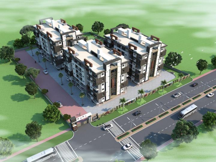 Project Image of 840 - 1065 Sq.ft 2 BHK Apartment for buy in Aaura Balajee Heights