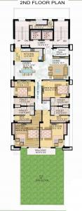 Project Image of 3348 - 3934 Sq.ft 4 BHK Apartment for buy in Aspirations Grandeur