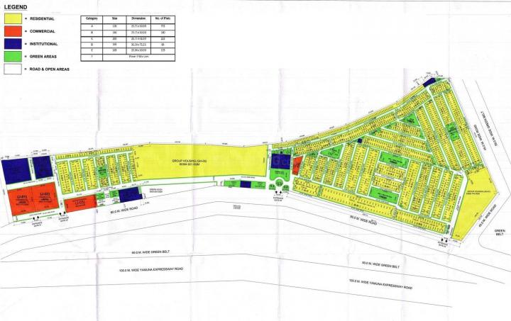 Project Image of 981 - 1800 Sq.ft Residential Plot Plot for buy in SDS NRI Township Plots