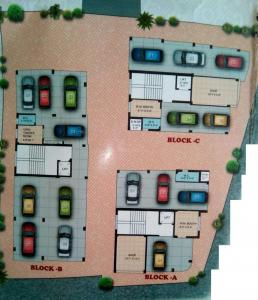 Project Image of 674.0 - 1137.0 Sq.ft 2 BHK Apartment for buy in Griham Heema Apartment